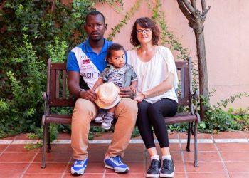 Valerie et Moussa Tambre (2)